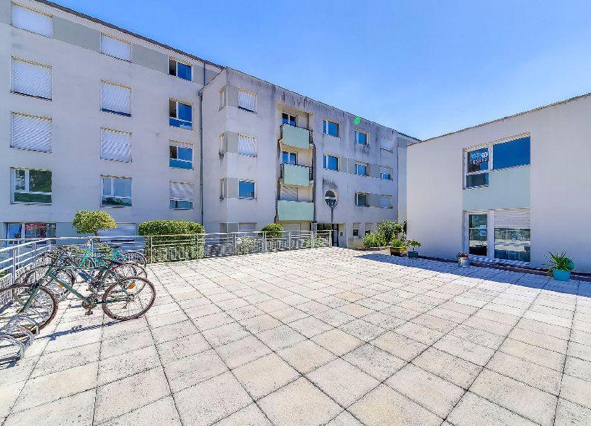 Appartement à vendre 23m2 à Nancy