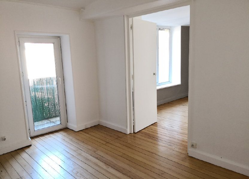Appartement à louer 40m2 à Nancy