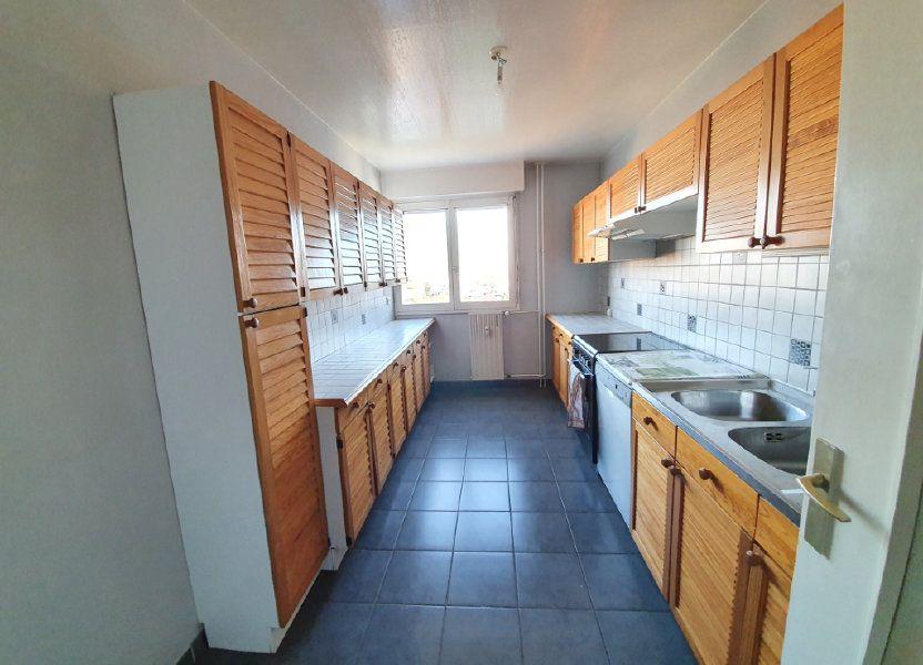 Appartement à louer 58m2 à Vandoeuvre-lès-Nancy