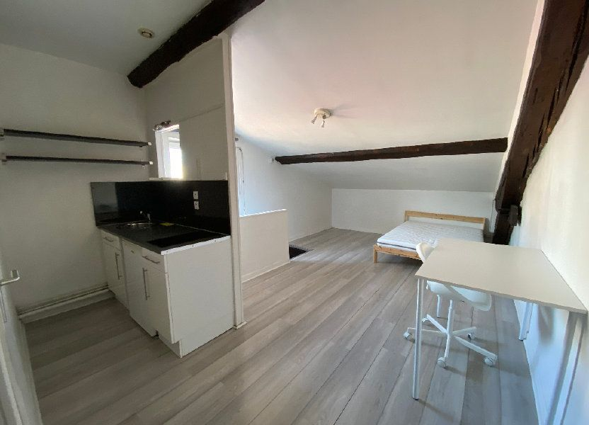 Appartement à louer 16m2 à Nancy