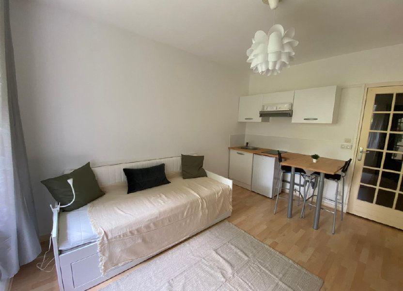 Appartement à louer 22m2 à Nancy