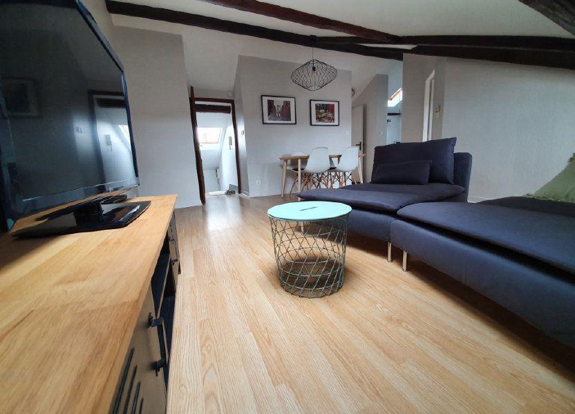 Appartement à louer 70m2 à Nancy