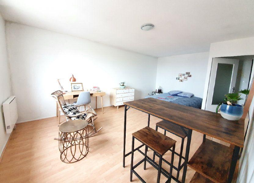 Appartement à louer 32m2 à Laxou
