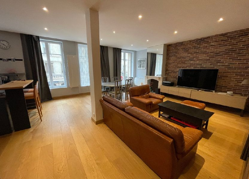 Appartement à vendre 91m2 à Nancy