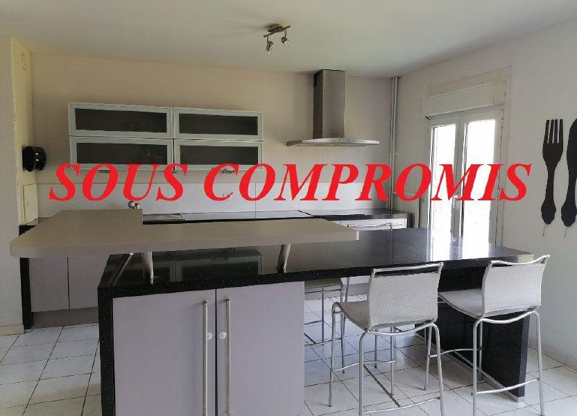 Appartement à vendre 76m2 à Essey-lès-Nancy
