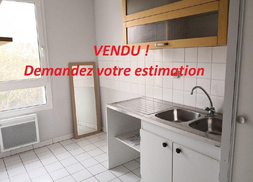 Appartement à vendre 50m2 à Laxou