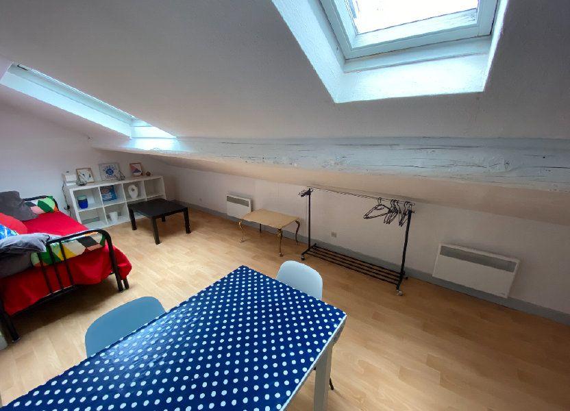 Appartement à louer 16m2 à Vandoeuvre-lès-Nancy