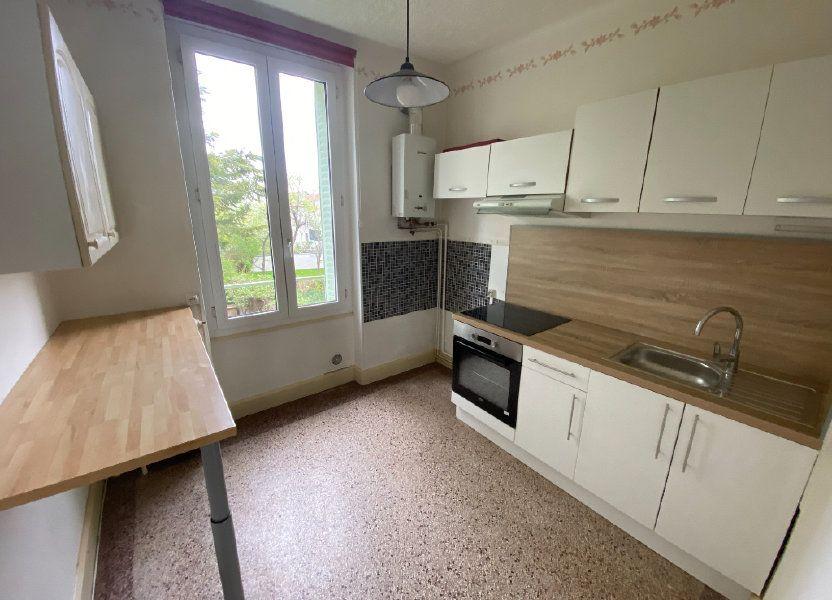 Appartement à louer 53m2 à Vandoeuvre-lès-Nancy