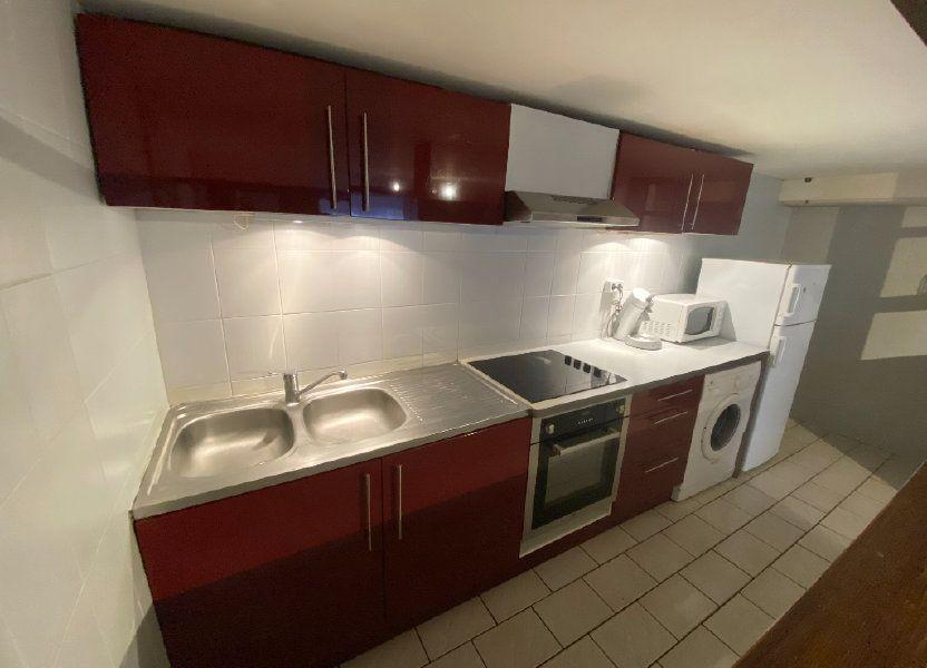 Appartement à louer 52m2 à Nancy