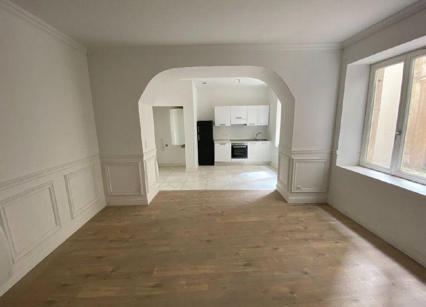 Appartement à louer 59m2 à Nancy