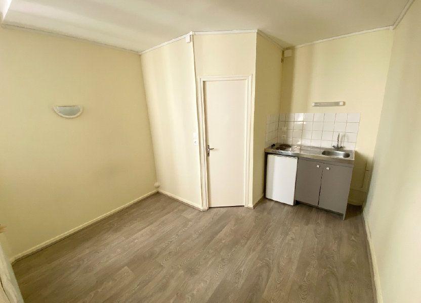 Appartement à louer 11m2 à Nancy