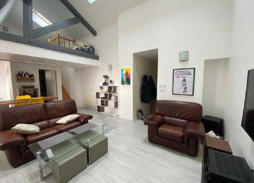 Appartement à louer 42m2 à Nancy
