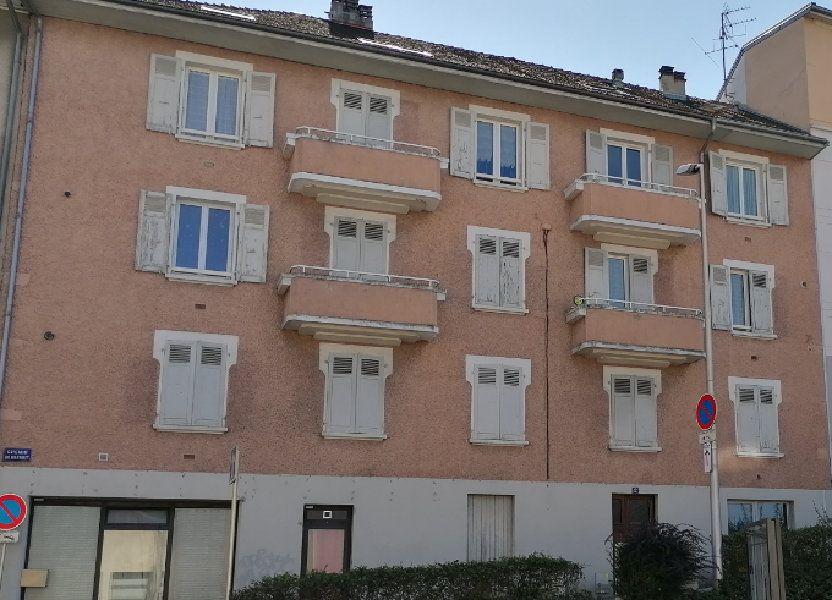 Appartement à vendre 45m2 à Thonon-les-Bains