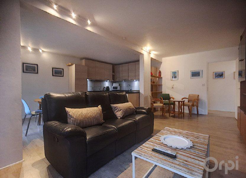 Appartement à vendre 87m2 à Thonon-les-Bains