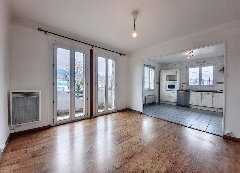 Appartement à vendre 63m2 à Thonon-les-Bains