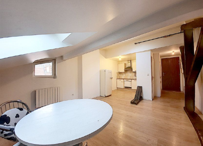 Appartement à vendre 28m2 à Thonon-les-Bains