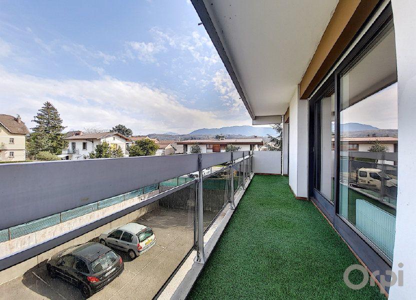 Appartement à vendre 70m2 à Thonon-les-Bains