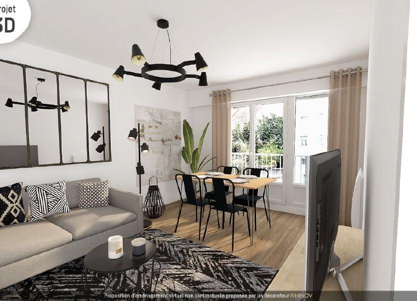 Appartement à vendre 43.06m2 à Pau