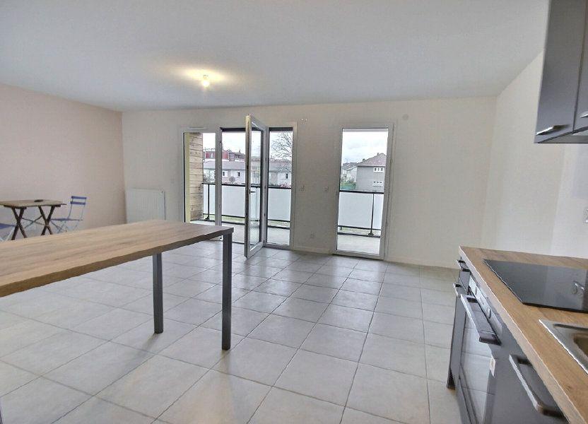Appartement à louer 0m2 à Pau
