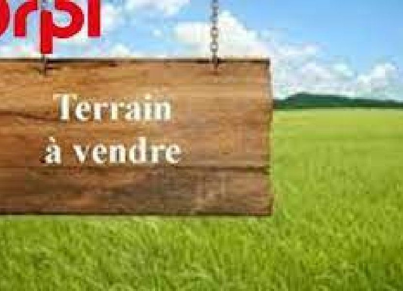 Terrain à vendre 1951m2 à Lonçon