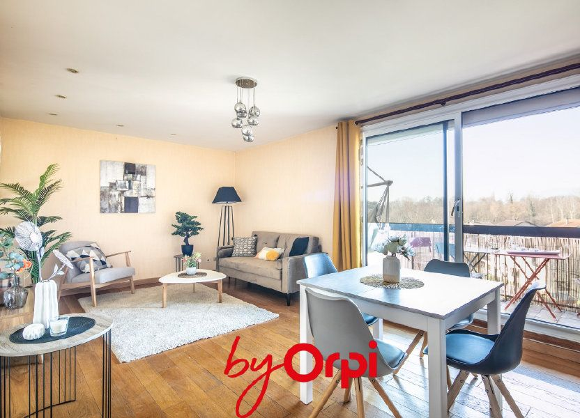 Appartement à vendre 81m2 à Villard-Bonnot