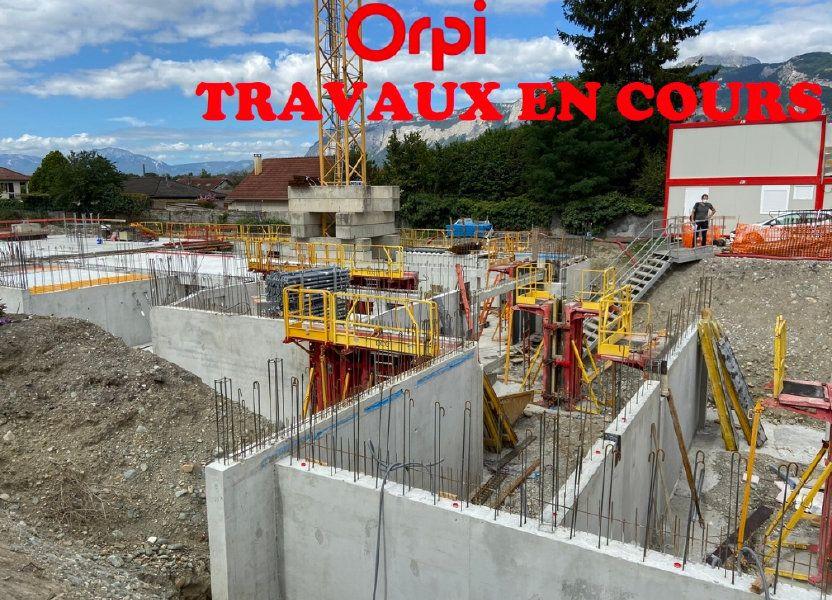 Appartement à vendre 48.54m2 à Villard-Bonnot