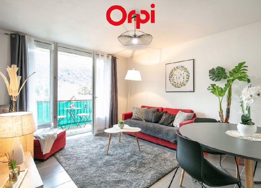 Appartement à vendre 59.54m2 à Saint-Martin-d'Hères