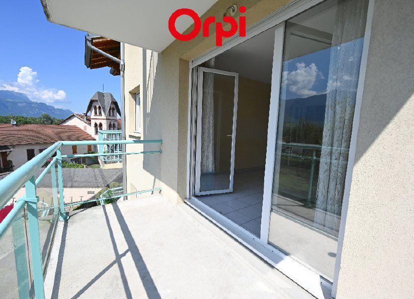 Appartement à vendre 65.87m2 à Villard-Bonnot