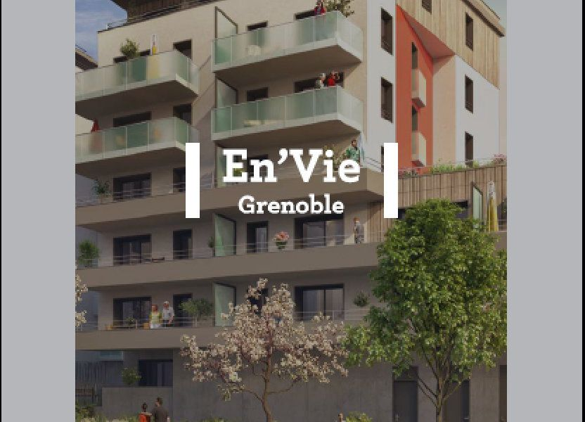 Appartement à vendre 59.92m2 à Grenoble