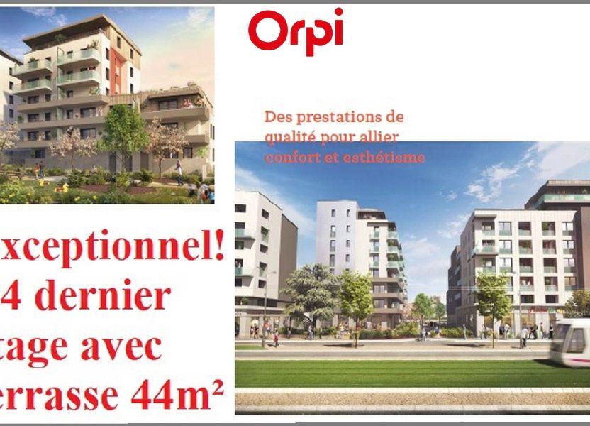Appartement à vendre 64.69m2 à Grenoble