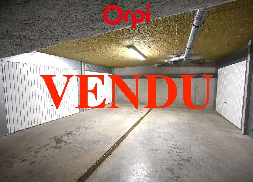 Stationnement à vendre 16m2 à Vaulnaveys-le-Haut