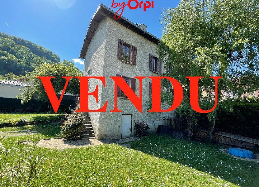 Maison à vendre 162.45m2 à Villard-Bonnot