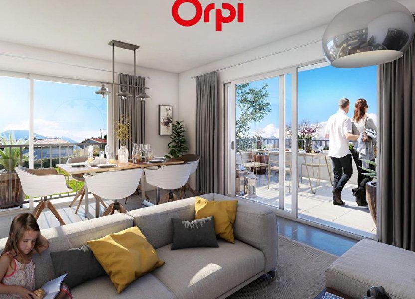 Appartement à vendre 79.6m2 à Champagnier