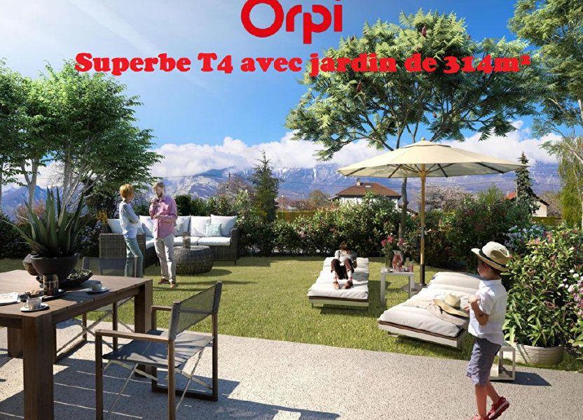 Appartement à vendre 89.15m2 à Champagnier