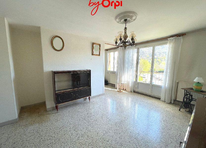 Appartement à vendre 66.24m2 à Saint-Martin-d'Hères