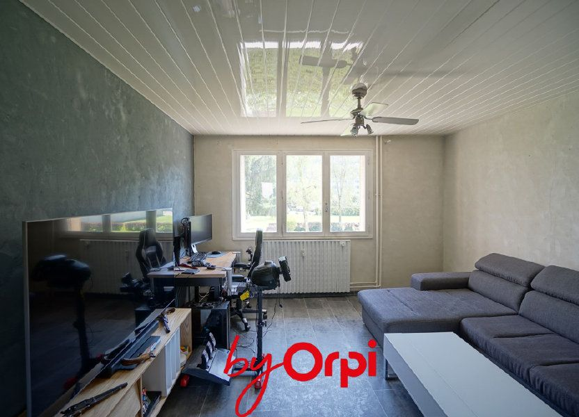 Appartement à vendre 57.61m2 à Villard-Bonnot