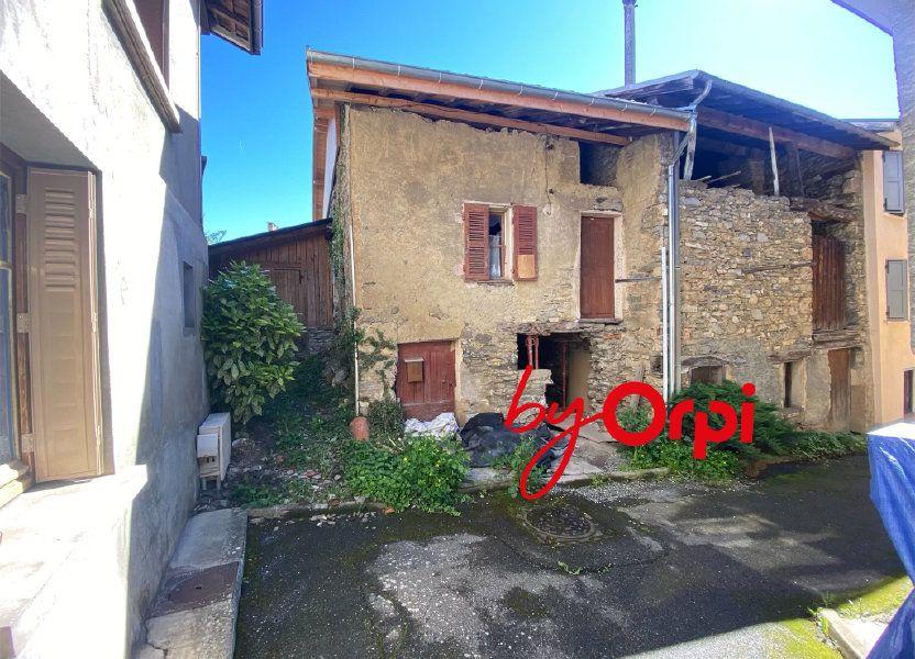 Maison à vendre 110m2 à Saint-Pierre-d'Allevard