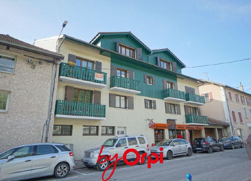 Appartement à vendre 135m2 à Villard-Bonnot