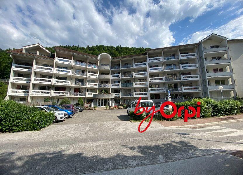 Appartement à vendre 28.72m2 à Allevard