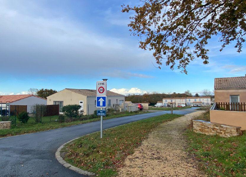 Terrain à vendre 600m2 à Moragne