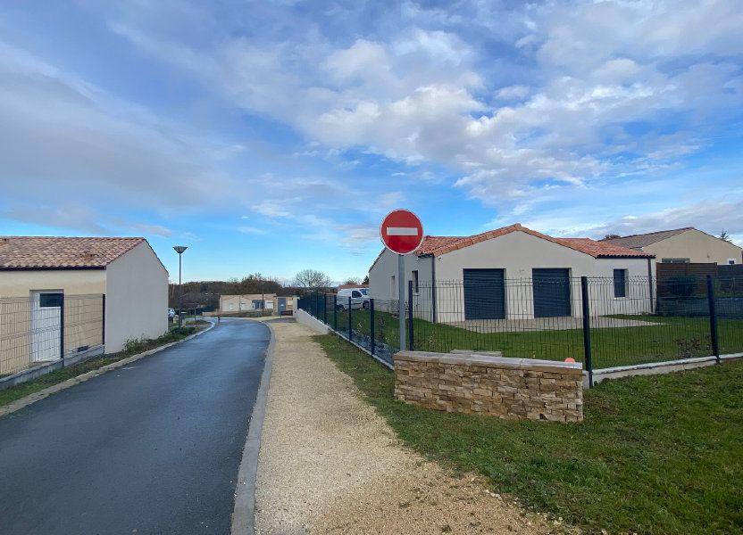 Terrain à vendre 605m2 à Moragne