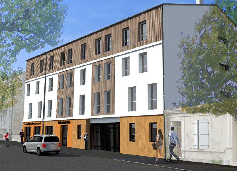 Appartement à vendre 45.68m2 à Rochefort