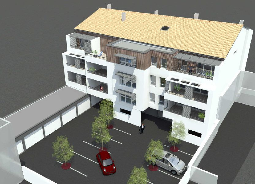 Appartement à vendre 84.42m2 à Rochefort