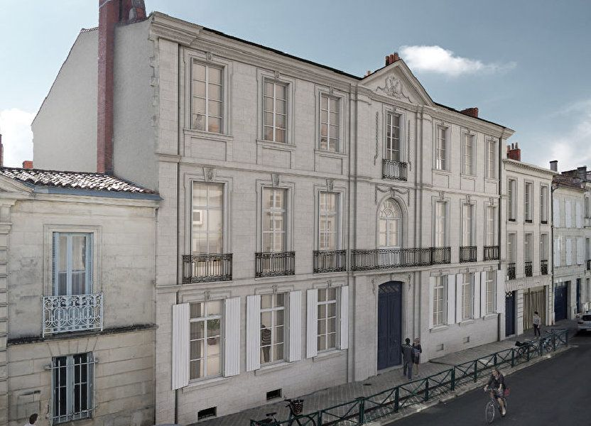 Appartement à vendre 50.9m2 à Rochefort