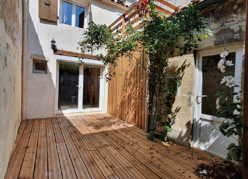 Maison à vendre 66m2 à Rochefort