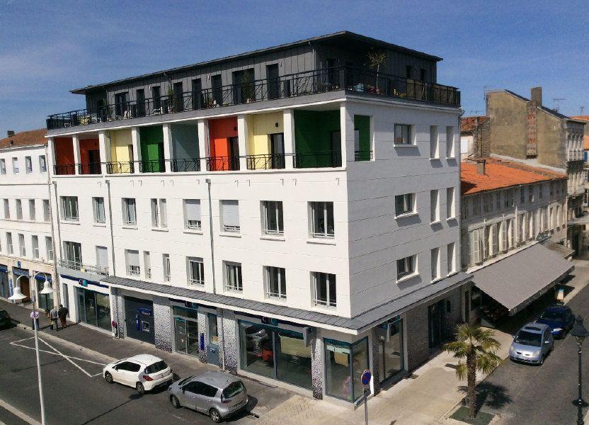 Appartement à vendre 60m2 à Rochefort