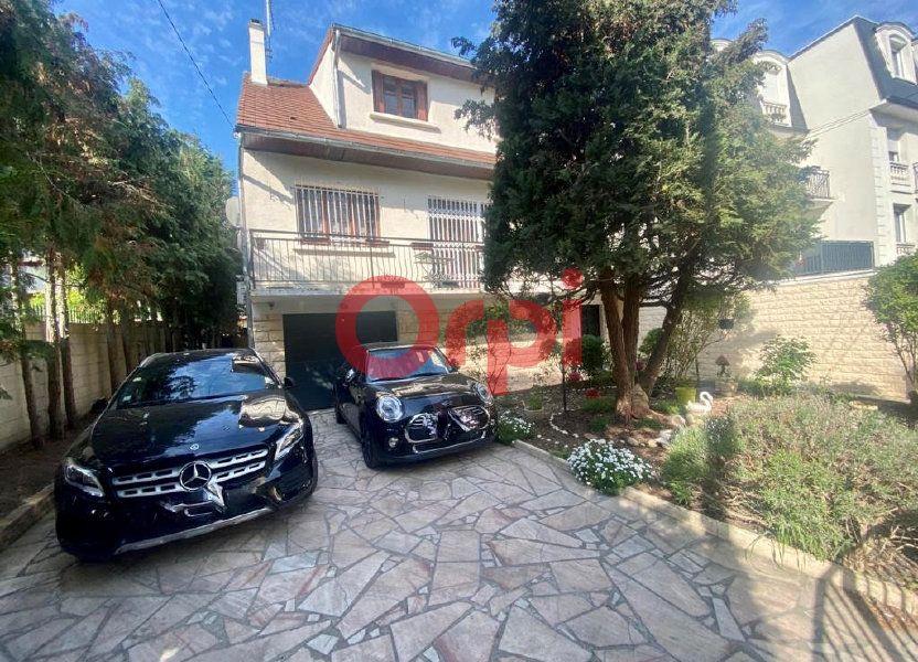 Maison à vendre 213m2 à Livry-Gargan