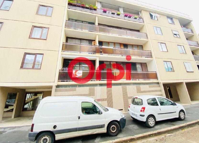 Appartement à vendre 82.89m2 à Clichy-sous-Bois