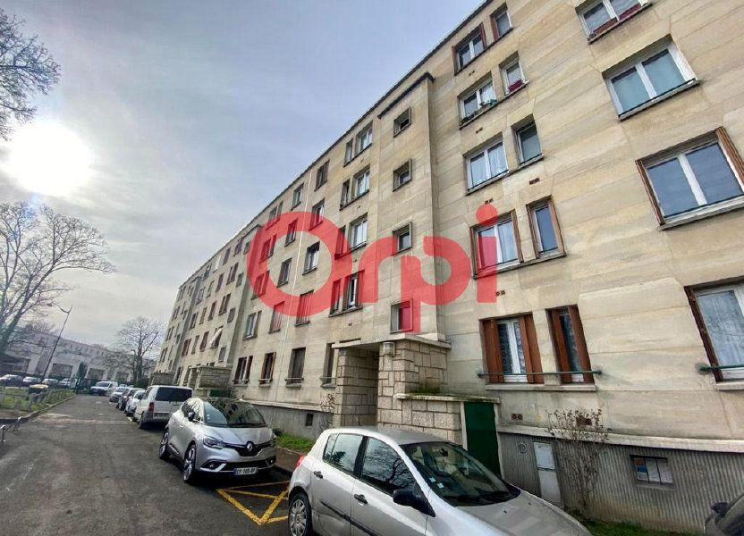 Appartement à vendre 60.35m2 à Clichy-sous-Bois