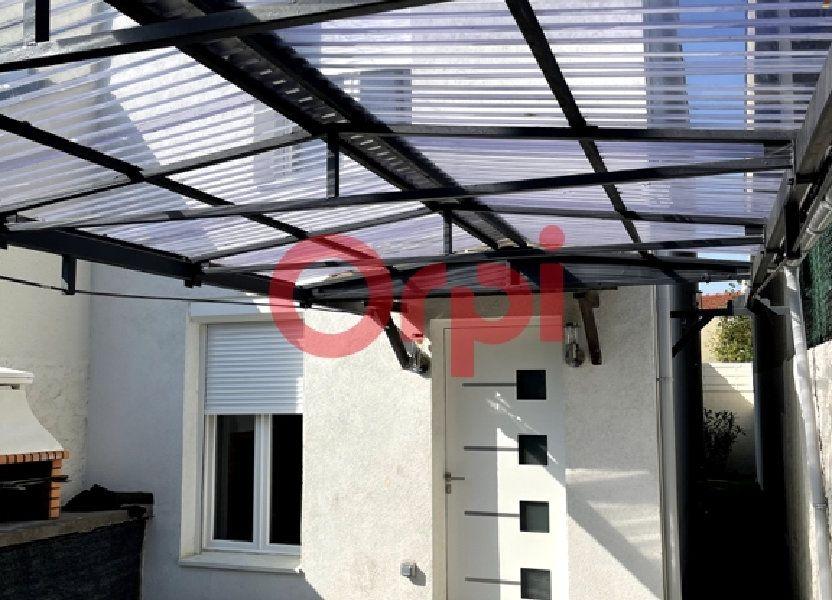 Maison à louer 54.15m2 à Livry-Gargan